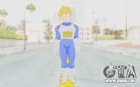 Dragon Ball Xenoverse Vegeta Android Saga SSJ für GTA San Andreas zweiten Screenshot