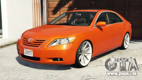 Toyota Camry V40 2008 [add-on] für GTA 5