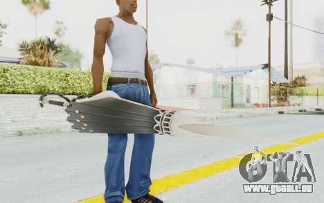 Misteltein Weapon pour GTA San Andreas
