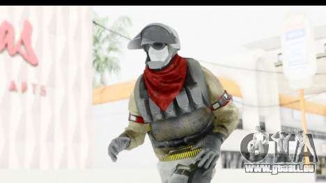 The Division Last Man Battalion - Support für GTA San Andreas