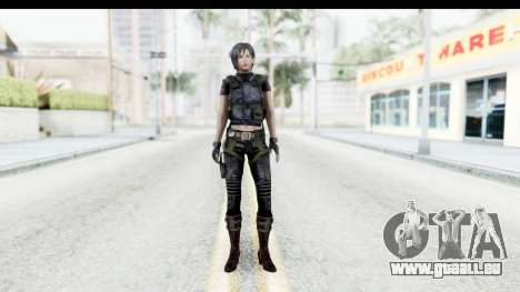 Resident Evil 4 UHD Ada Wong Assignment pour GTA San Andreas deuxième écran
