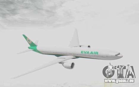 Boeing 777-300ER Eva Air v3 pour GTA San Andreas