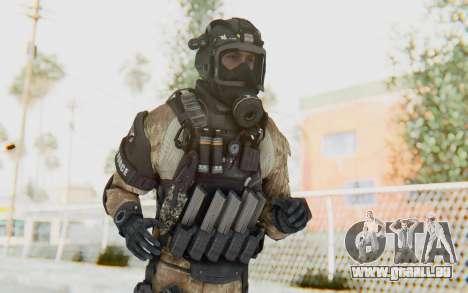 Federation Elite SMG Desert pour GTA San Andreas
