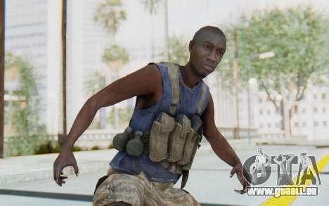 CoD MW3 Africa Militia v2 für GTA San Andreas