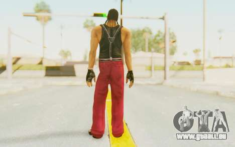 Def Jam Fight For New York - Snoop Dogg pour GTA San Andreas troisième écran