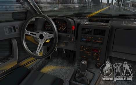 Mazda RX-7 FC3S BN Sport für GTA San Andreas Seitenansicht