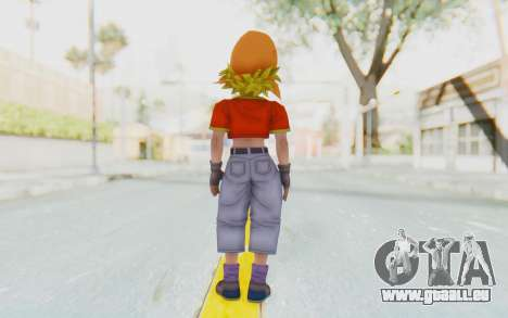 Dragon Ball Xenoverse Pan SSJ pour GTA San Andreas troisième écran