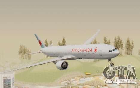 Boeing 777-300ER Air Canada für GTA San Andreas