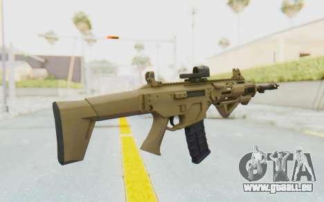 MSBS Radon Sight pour GTA San Andreas troisième écran