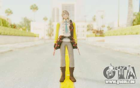 Final Fantasy XIII-2 - Hope Estheim für GTA San Andreas zweiten Screenshot