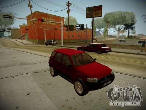 Ford Escape 2005 pour GTA San Andreas laissé vue