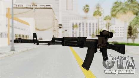 AK-74M v4 pour GTA San Andreas