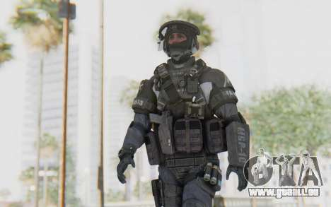 Federation Elite LMG Original für GTA San Andreas