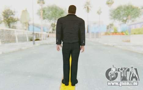 WWE2k16 Arnold Schwarzenegger Terminator für GTA San Andreas dritten Screenshot