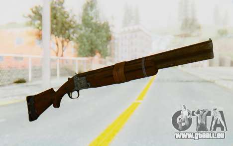 Caravan Shotgun from Fallout New Vegas pour GTA San Andreas