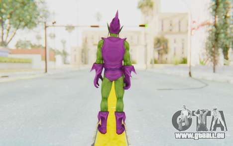 Marvel Future Fight - Green Goblin für GTA San Andreas dritten Screenshot