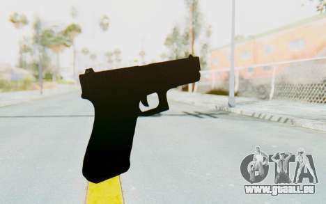 G17C pour GTA San Andreas troisième écran