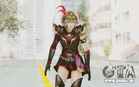 Dynasty Warriors 8 - Lu Lingqi v1 für GTA San Andreas