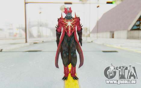 Devil May Cry 4 - Dante Demon für GTA San Andreas zweiten Screenshot