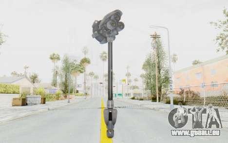 Reinhardt Hammer pour GTA San Andreas troisième écran