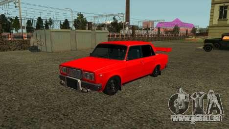 2107 pour GTA San Andreas