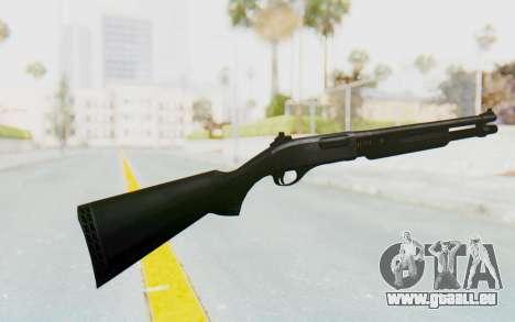 Remington 870 pour GTA San Andreas deuxième écran