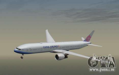 Boeing 777-300ER China Airlines für GTA San Andreas