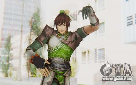 Dynasty Warriors 8 - Guan Su für GTA San Andreas
