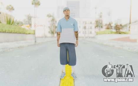 GTA 5 Aztecas Gang 2 für GTA San Andreas zweiten Screenshot