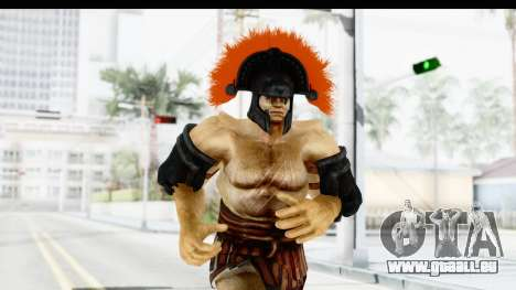 God of War 3 - Hercules v1 pour GTA San Andreas