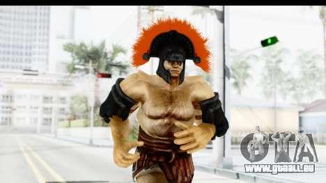 God of War 3 - Hercules v1 pour GTA San Andreas