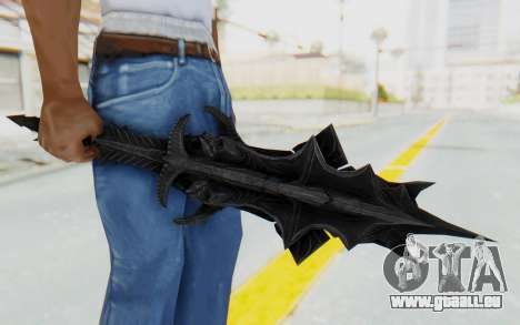 Mace of MolagBall für GTA San Andreas dritten Screenshot