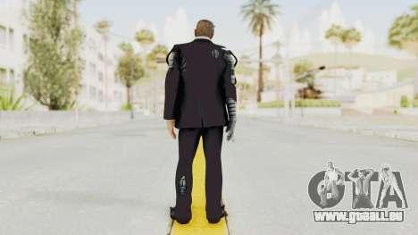 Dead Rising 2 DLC Cyborg Chuck für GTA San Andreas dritten Screenshot