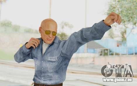 Mafia 2 - Jimmy Prison pour GTA San Andreas
