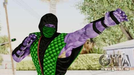 Snake MK1 pour GTA San Andreas