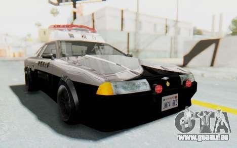 Elegy Japanese Police für GTA San Andreas