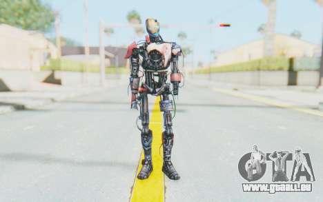 Marvel Future Fight - Ultron Mk1 pour GTA San Andreas deuxième écran