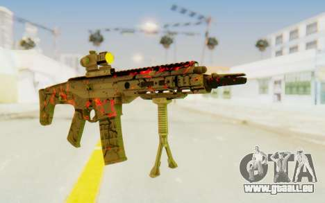 ACR CQB Magma pour GTA San Andreas