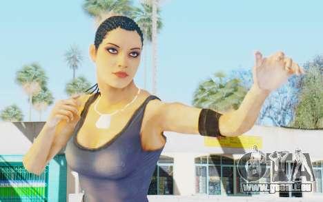 Mortal Kombat X - Jacqui Briggs pour GTA San Andreas