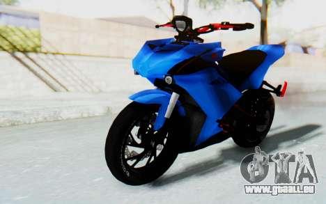 Yamaha Mx King 1000CC pour GTA San Andreas