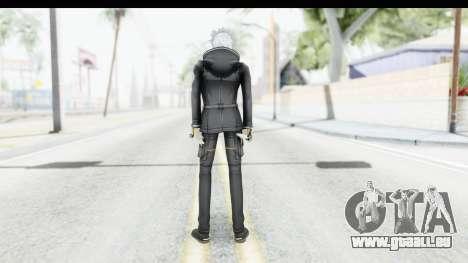 J Skin v1 für GTA San Andreas dritten Screenshot