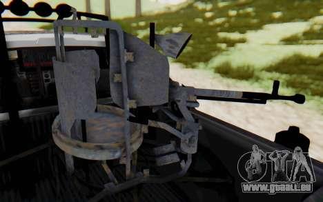 Ford F-150 ROAD Zombie pour GTA San Andreas vue de droite