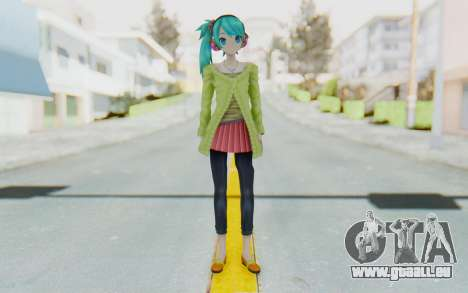 Autumn Breeze Miku für GTA San Andreas zweiten Screenshot