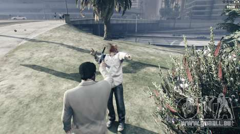 GTA 5 Executions dritten Screenshot