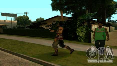 Prince Of Persia Warrior Within für GTA San Andreas her Screenshot