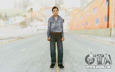 Mafia 2 - Vito Scaletta Prison pour GTA San Andreas deuxième écran