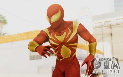 Marvel Heroes - Iron Spider pour GTA San Andreas