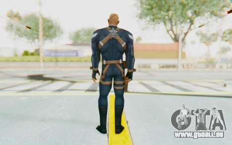 Marvel Future Fight - Nick Fury für GTA San Andreas dritten Screenshot