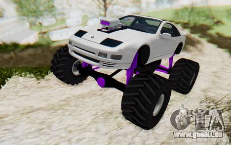 Nissan 300ZX Monster Truck pour GTA San Andreas