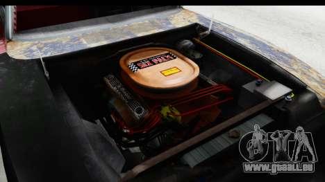 Dodge Charger Daytona F&F Bild pour GTA San Andreas vue intérieure